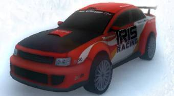 Ice Racing - online game | Mahee.com