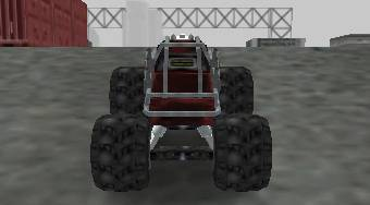 Monster Truck Dare Devil - Game | Mahee.com