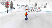 Snowboard King - online game | Mahee.com