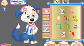 Summer Puppy Love | Free online game | Mahee.com