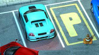 Supercar Parking 3 - online game | Mahee.com