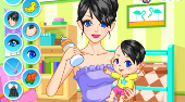 Baby Mom Dress Up | Mahee.es