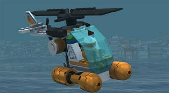 Lego City: Coast Guard | Mahee.es
