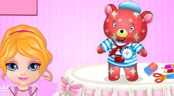 Barbie Stuffed Friends | Free online game | Mahee.com