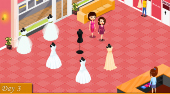 Brides Shopping - online game | Mahee.com