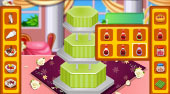 Sweet Wedding Cake | Free online game | Mahee.com