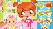 Baby Slacking - Game | Mahee.com
