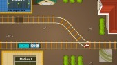 Park My Train - online game | Mahee.com
