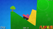 Jelly Truck - online game | Mahee.com