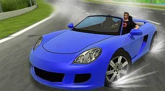 Drift Rush 3D - online game | Mahee.com