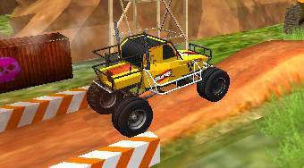 Monster Buggy 3D - Game | Mahee.com
