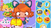 Halloween Slacking 2014 - online game | Mahee.com