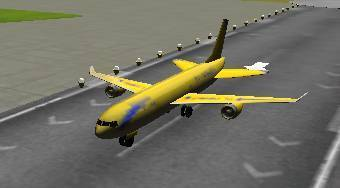 Aeroplane Parking 3D | Free online game | Mahee.com