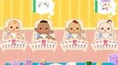 Cute Baby Daycare - online game | Mahee.com