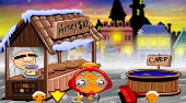 Monkey Go Happy Thanksgiving - Le jeu | Mahee.fr