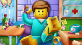 Lego Hospital Recovery - online game | Mahee.com
