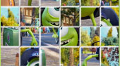Monster University Zigzag