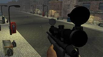 Sniper Assassin Zombies - online game | Mahee.com