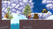 Sky Taxi: New Year Adventure | Free online game | Mahee.com