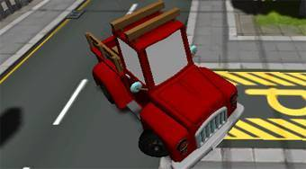 Truck Parking City Adventures - El juego | Mahee.es