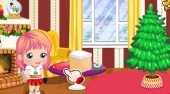 Baby Alice Christmas | Free online game | Mahee.com