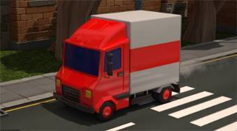 Toon 3D Delivery Rush | Mahee.es