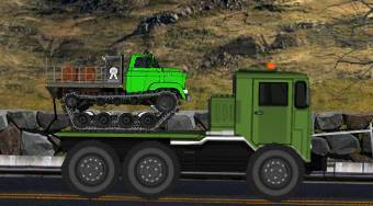 Extreme Cargo Transporter | Free online game | Mahee.com