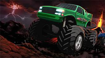 Monster Truck Assault | Mahee.es