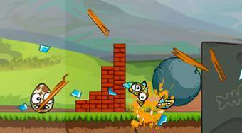 Disaster Will Strike 4 | Free online game | Mahee.com