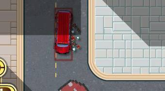 Park Your Double Decker - jeu en ligne | Mahee.fr