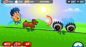 Dash n Dog: Wicked Woods | Mahee.fr
