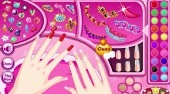 Fashion Nail Salon | Free online game | Mahee.com