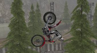 Trial Bike Extreme - online game | Mahee.com