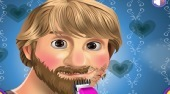 Frozen Kristoff in Salon | Free online game | Mahee.com