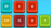 2048 Threes - Game | Mahee.com