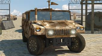 War Truck 3D Parking | Mahee.com
