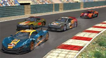 High Speed Racing 3D - Game | Mahee.com
