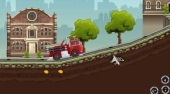 Firefighters Rush | Free online game | Mahee.com