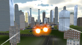Air War 3D: City Warfare - jeu en ligne | Mahee.fr
