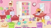 Clean Sarah's Room! - Game | Mahee.com