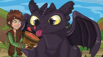 How To Train Your Dragon: Launch Surprise - online game | Mahee.com