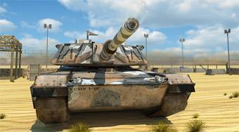 Battle Tank 3D Parking | Free online game | Mahee.com
