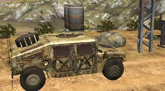 War Driving Zone - Game | Mahee.com