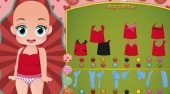 Pin-Up Baby Doll Cerator | Free online game | Mahee.com