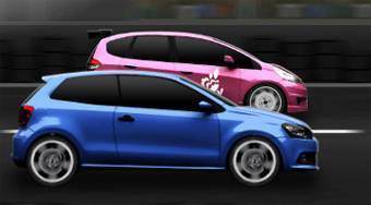 Tuning Race Girls 2 - Game | Mahee.com