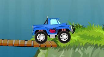 Monster Truck Adventure - Game | Mahee.com