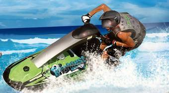 Island Jet Ski Tournament - Game | Mahee.com