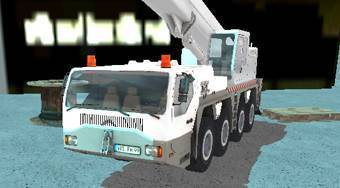 Construction Site 3D | Free online game | Mahee.com