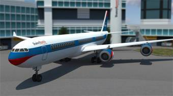 City Airport 3D Parking - Game | Mahee.com