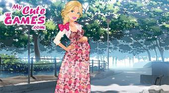 Barbie's Maternity Design Studio | Free online game | Mahee.com